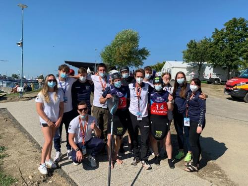 Canoe Slalom World Championships 2021, Bratislava